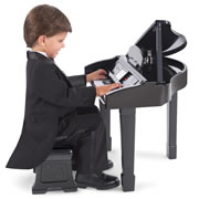 The Learn To Play Baby Grand Piano