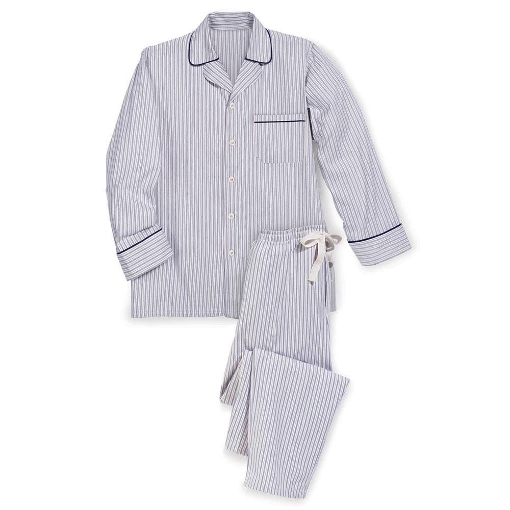 36bb12a0c The Irish Flannel Pajamas - Hammacher Schlemmer