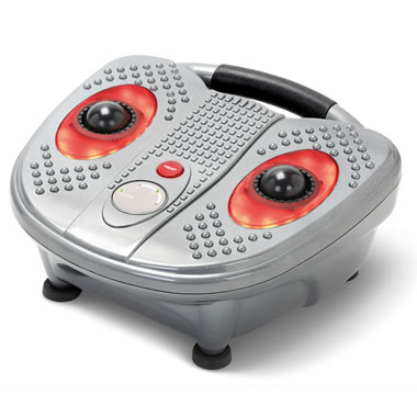 The Plantar Fascia Heated Foot Massager