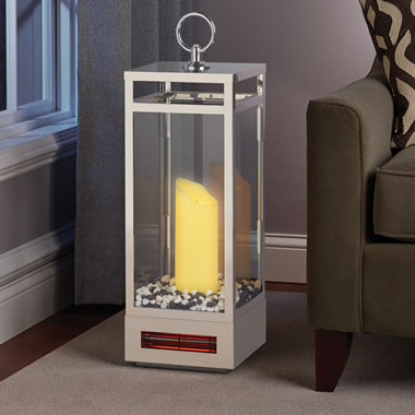 The Light and Warmth Candle Lantern