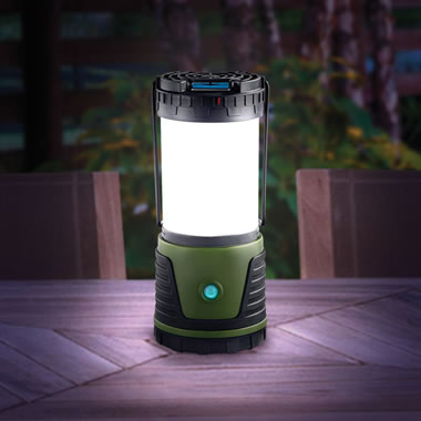The 300 Lumens Mosquito Repelling Lantern