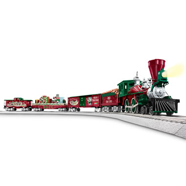 Lionel Animated Disney Christmas Train