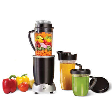 The Nutrient Preserving Soup Making Blender