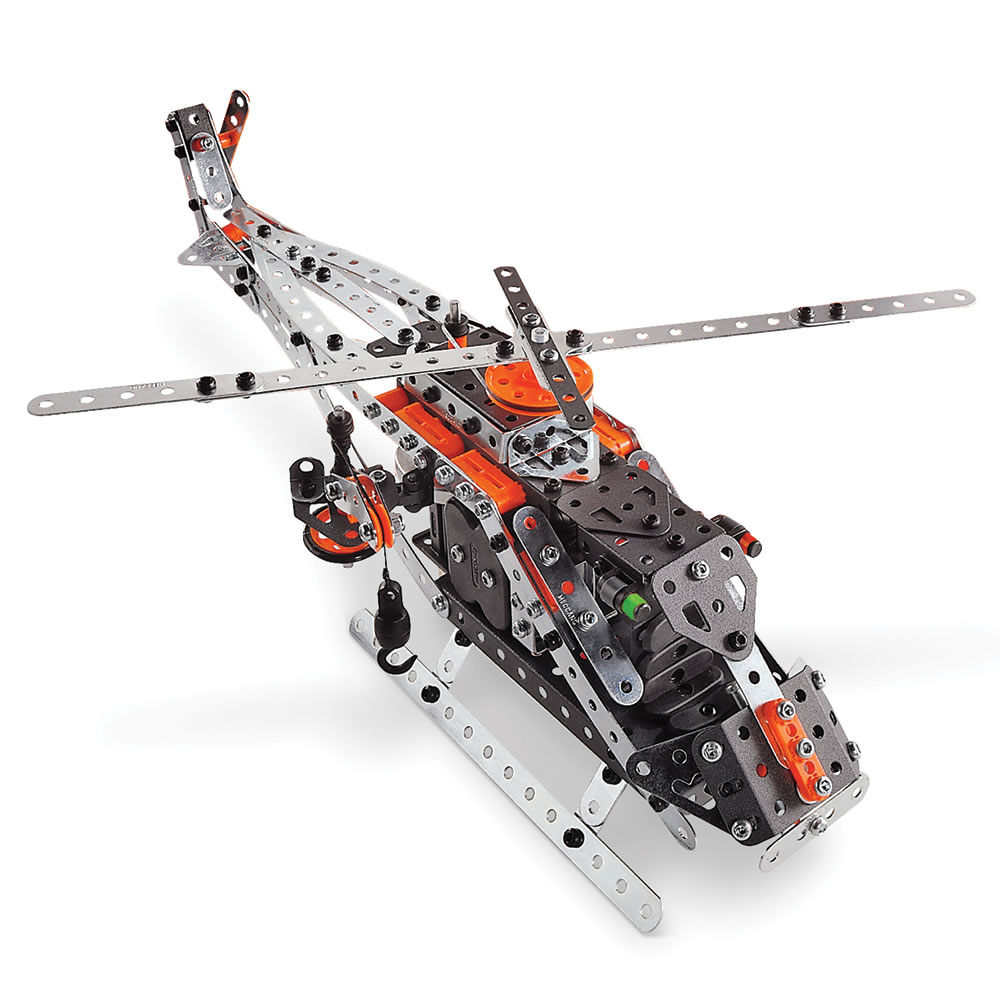Motorised Construction Set Build 10 Different Models With Tools /& 6v Motor.