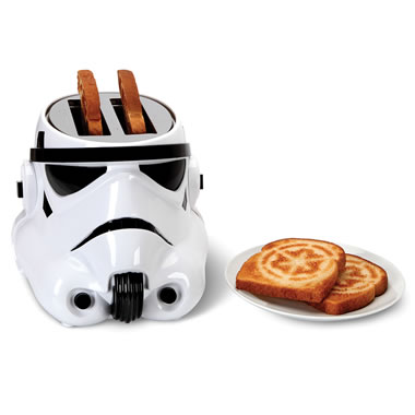 The Stormtrooper Toaster.
