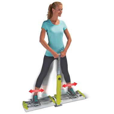The Leg Strengthening Glider