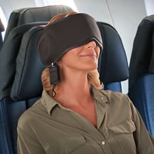 The Distraction Cancelling Bluetooth Sleep Mask