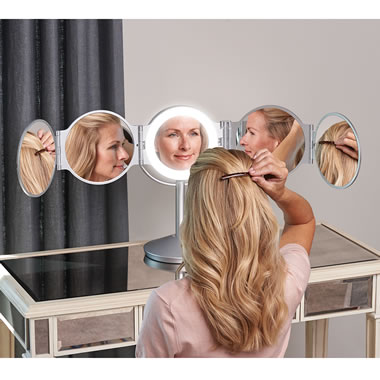 The Every Angle LED Mirror