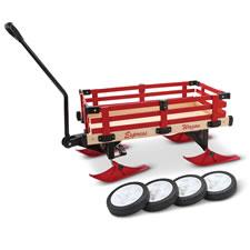 The Sleigh Wagon