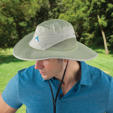 The NASA Strength Sun Hat