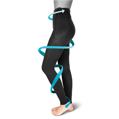 The Lady's Circulation Enhancing Leggings