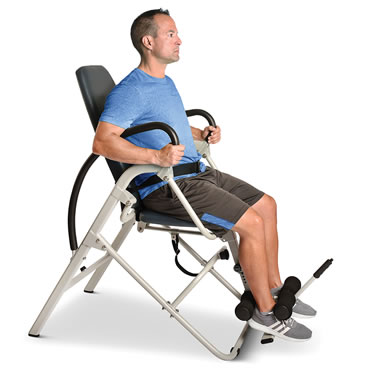 Easy In And Out Inversion Chair