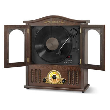 The Vertical Victrola