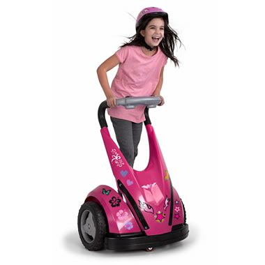 The Child's Motorized Personal Transporter (Pink)