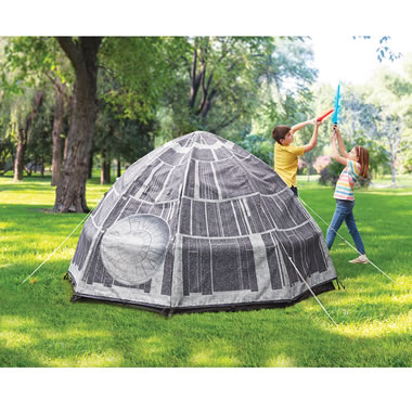 The Star Wars Imperial Tent