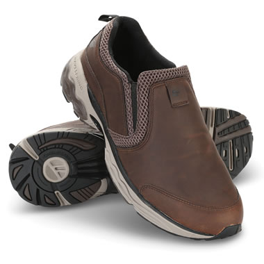 The Spring Loaded Leather Loafers