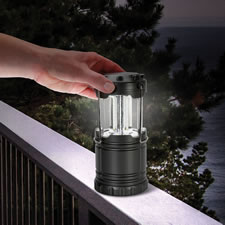 The Super Bright Retractable Magnetic Lantern