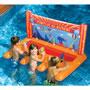 The Three Player Aquatic Arcade