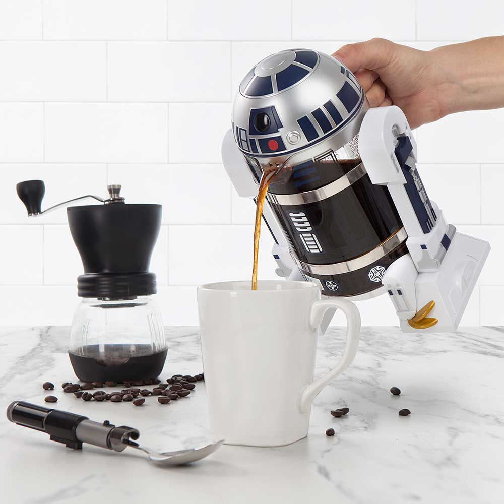 The R2 D2 Coffee Press