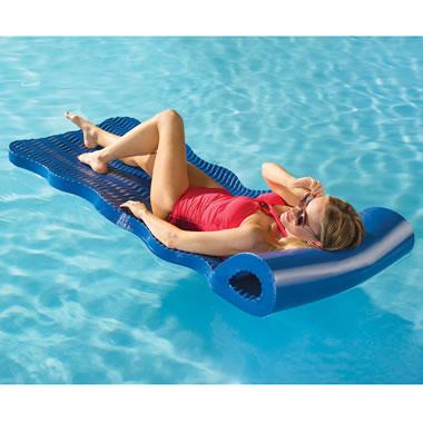 The Sag Resistant Pool Float