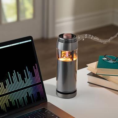 The Harmonically Superior Bluetooth Speaker