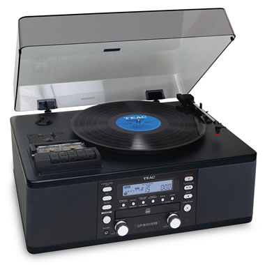 The Audio Enhancing LP/Cassette/CD to MP3 Converter