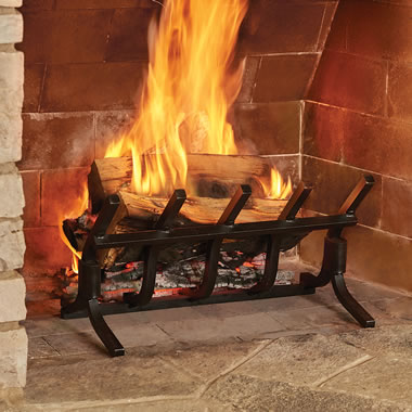 The Most Efficient Fireplace Grate