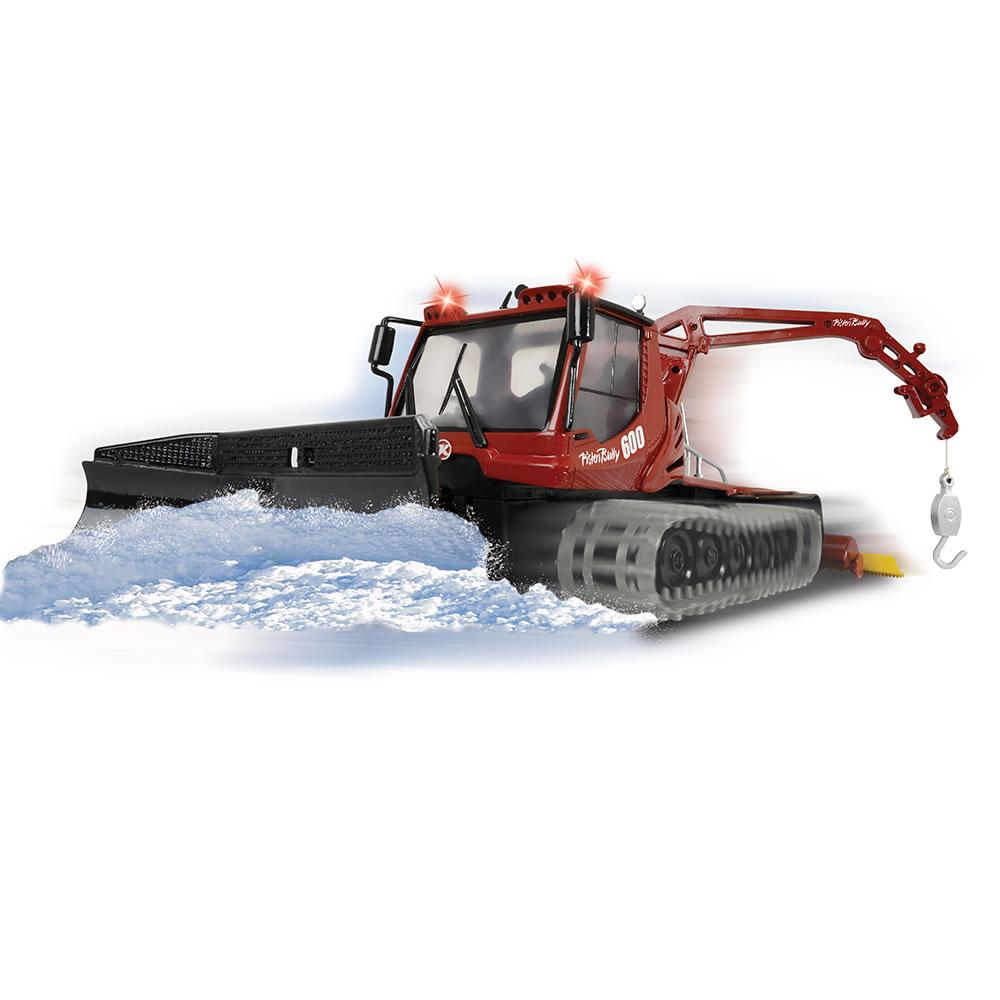 Remote Control Tractor Snowplow