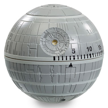 The Star Wars Death Star Kitchen Timer
