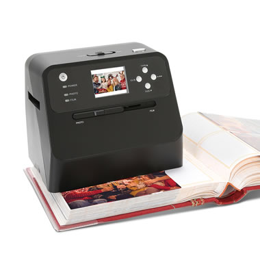 The Rapid Photo Album Scanner.