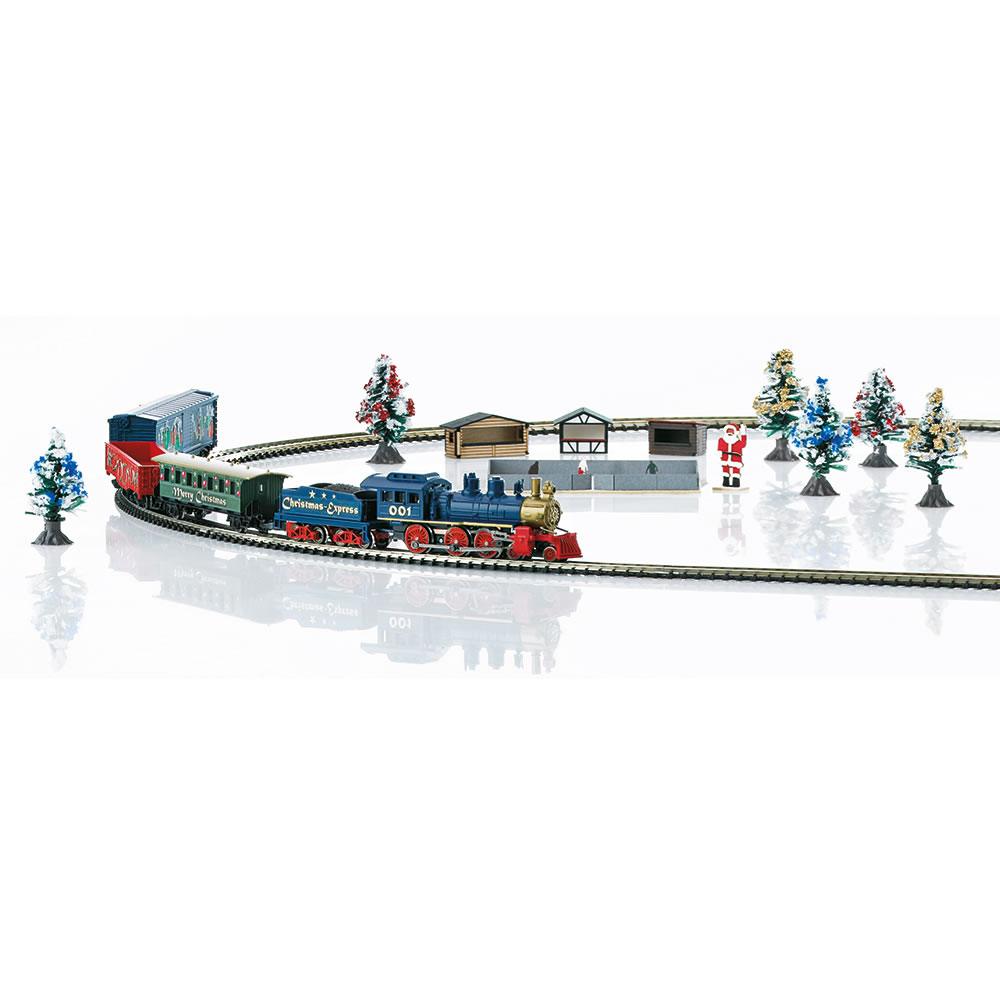 The World S Smallest Electric Train Set