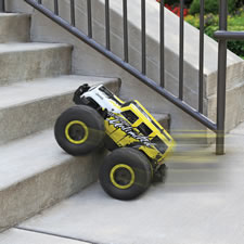 The RC Stunt Monster Truck