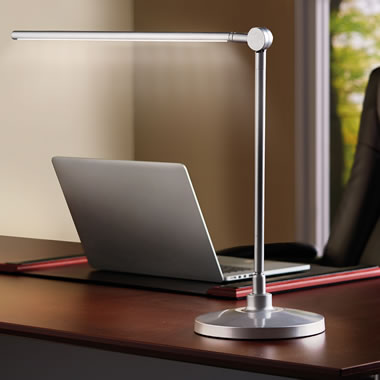 The Extended Reach Ultrabright Reading Table Lamp