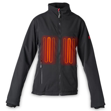 The Lady's 10 Hour Heated Jacket