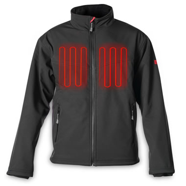 The Men's 10 Hour Heated Jacket