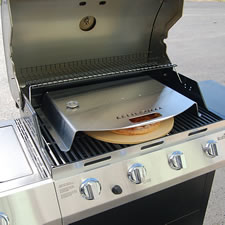 The Gas Grill To Pizza Oven Converter