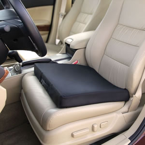 The Truck Driver's Comfort Cushion