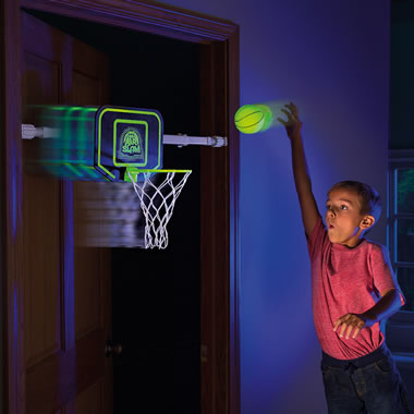 The Shot In The Dark Basketball Hoop