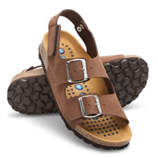 The Reflexology Strap Sandals