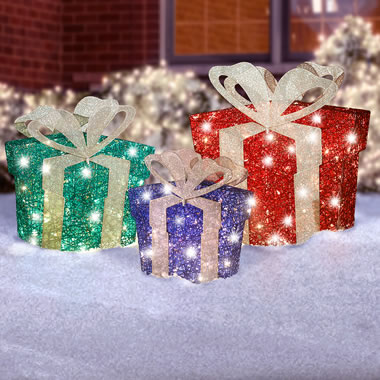 The Sparkling Outdoor Gifts