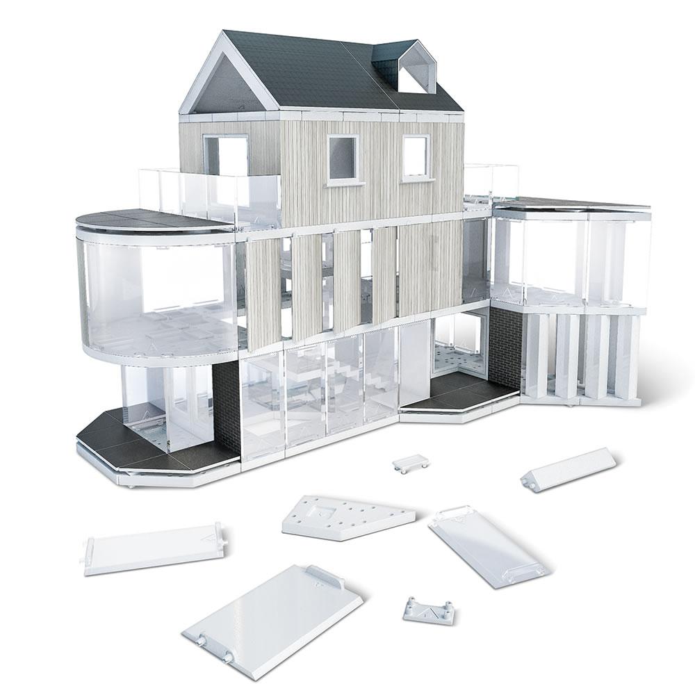 The Aspiring Architect\'s STEAM Design Kit - Hammacher Schlemmer