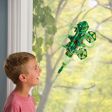 The Award Winning Wall Climbing Geckobot