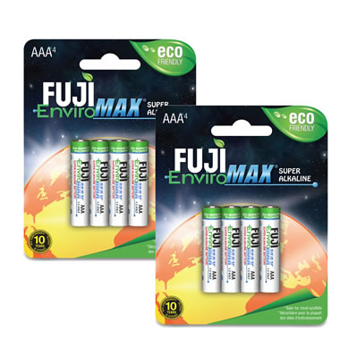 8 Pack AAA Battery