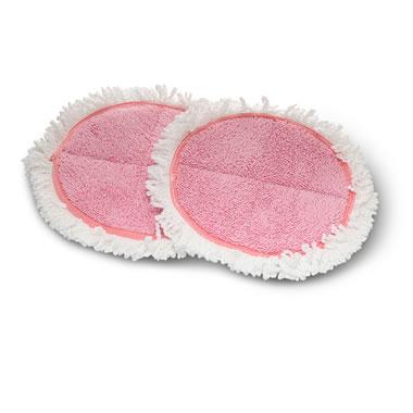Additonal Mop Heads Spin Mop Pink