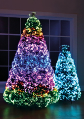 The Northern Lights Christmas Tree (7 1/2')