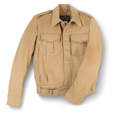 The WWII Eisenhower Jacket.
