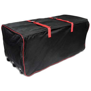 The Expandable Rolling Tree Storage Bag.