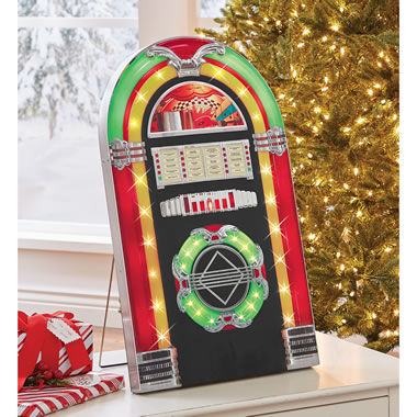 The Christmas Carol Jukebox