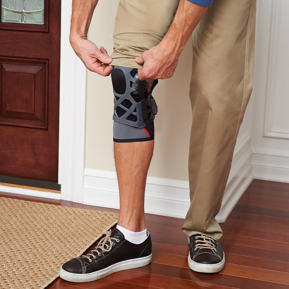 The Osteoarthritis Under Clothing Knee Brace Hammacher