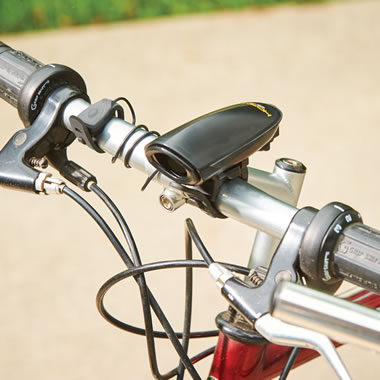 The World's Loudest Bicycle Horn.